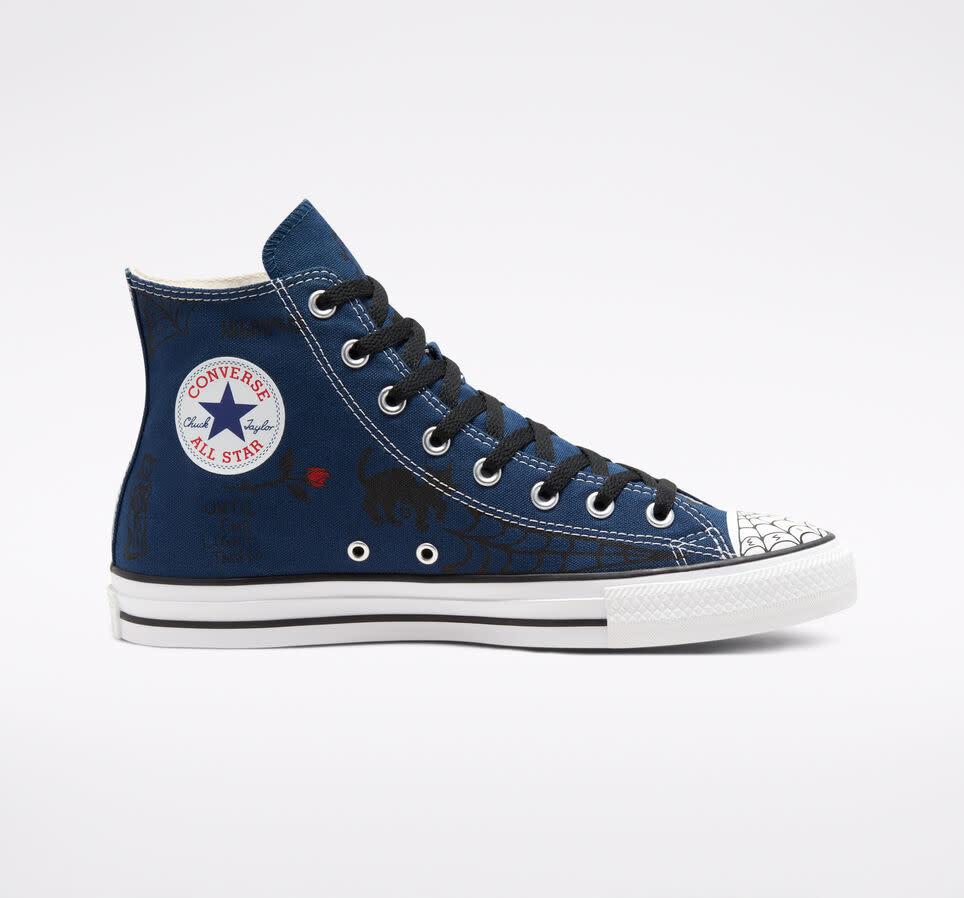 Converse USA Inc. CTAS Pro SP Hi Navy/Black/White