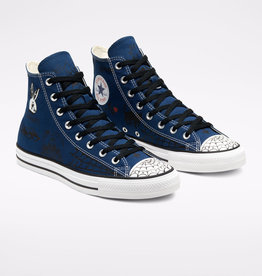 Converse USA Inc. CTAS Pro SP Hi Navy/Black/White