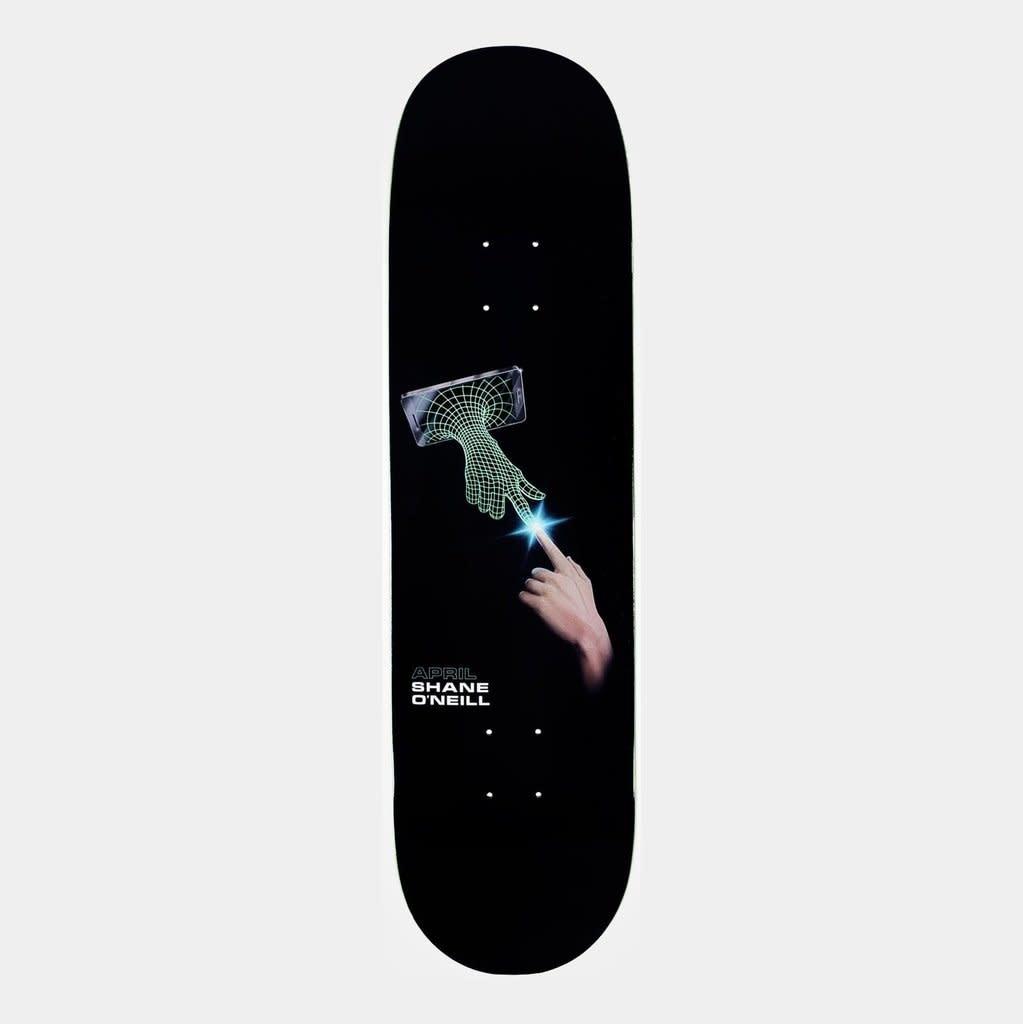 April Skateboards O'neill Hands 7.8