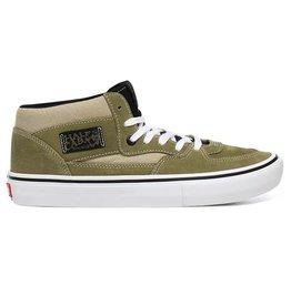 Vans Shoes Half Cab Pro Lizard/White