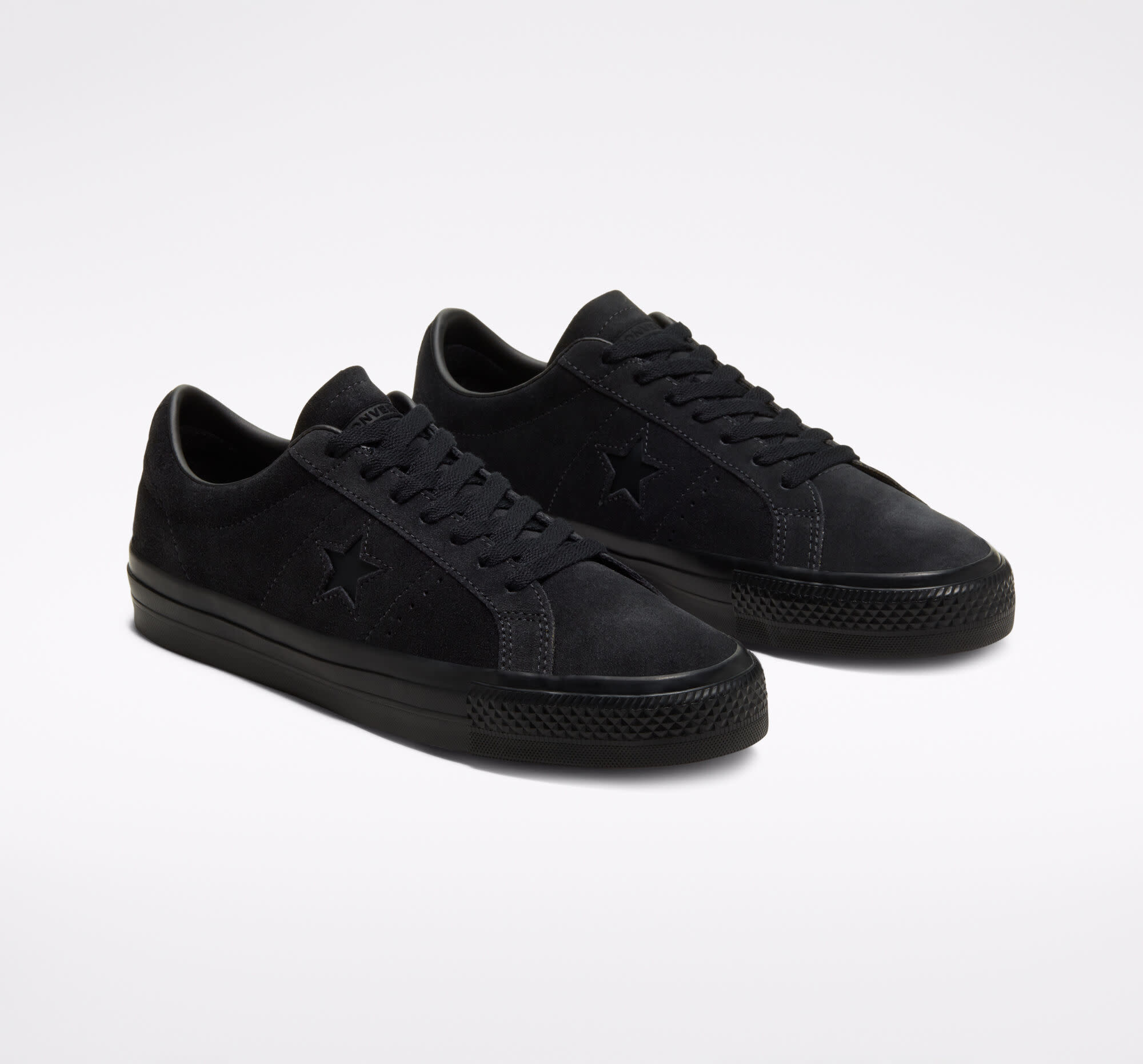 Converse USA Inc. One Star Pro OX Black/Black/Black