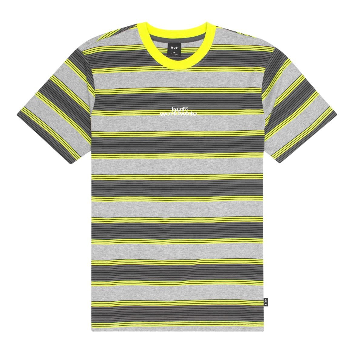 HUF Travis Knit Hot Lime