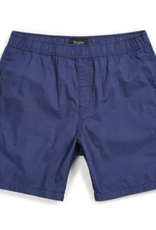 Brixton Steady Elastic Short Patriot Blue