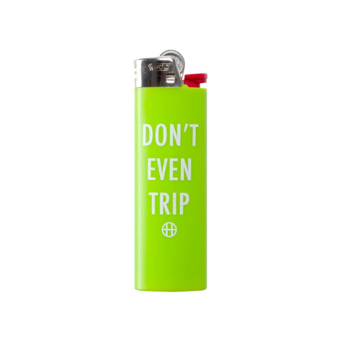 HUF Dont Even Trip Lighter Lime