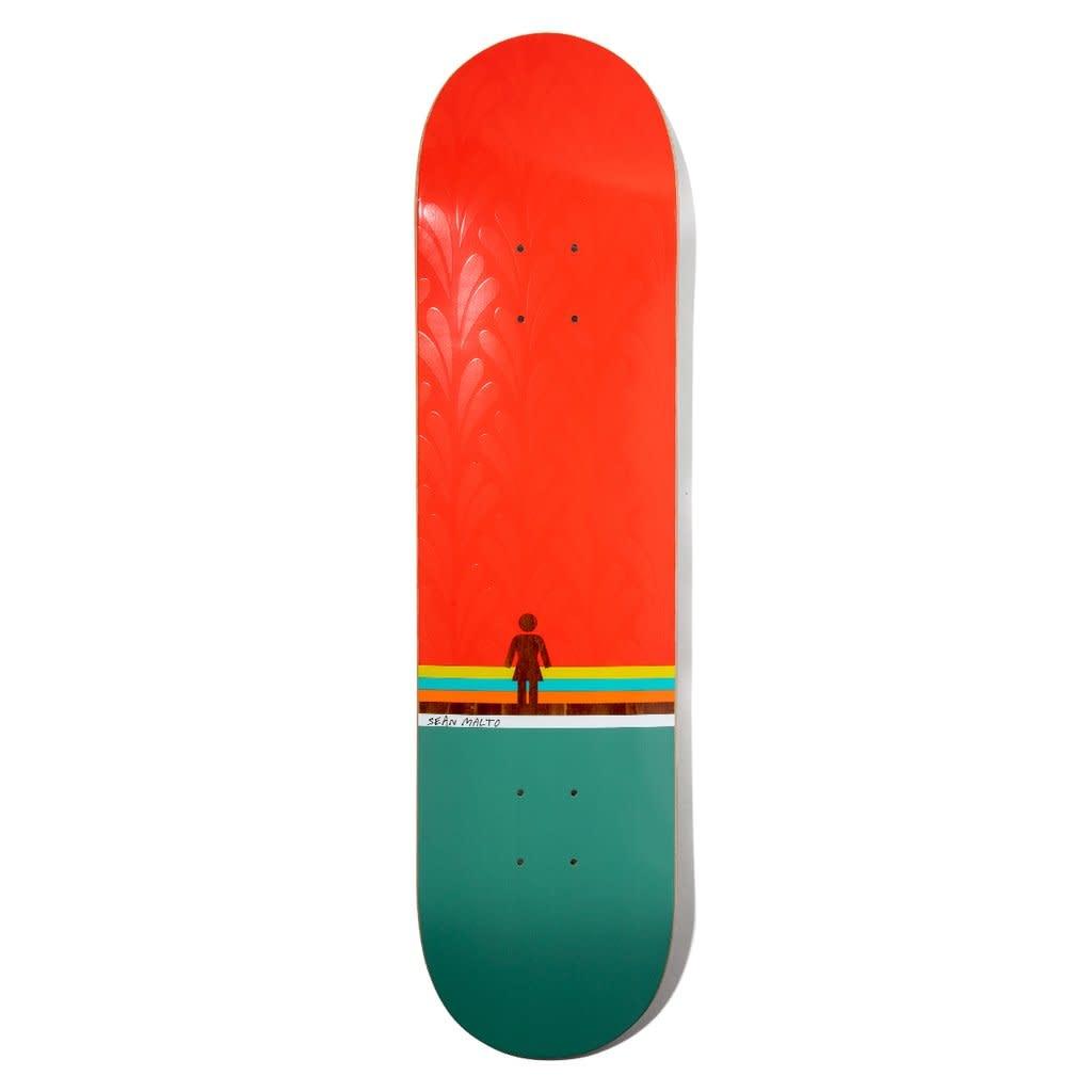 "Girl Skateboard Company Malto Horizon OG 8.0"""