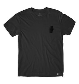 Girl Skateboard Company National Hero Black Tee