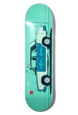 "Chocolate Skateboards Perez World Taxis 8.0"""