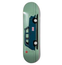 "Chocolate Skateboards Cruz World Taxis 8.125"""
