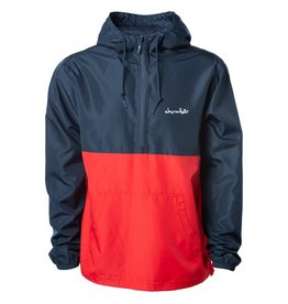 Chocolate Skateboards Chocolate Two-Tone Anorak Navy/Red