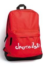 Chocolate Skateboards Chocolate Chunk Red Backpack