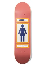 "Girl Skateboard Company Biebel 93 Til 7.87"""