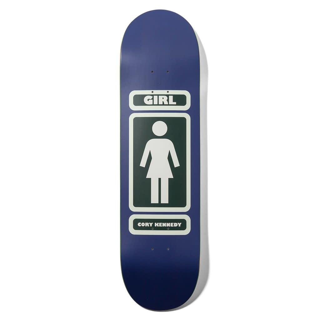 """Girl Skateboard Company Kennedy 93 Til 8.12"""""""