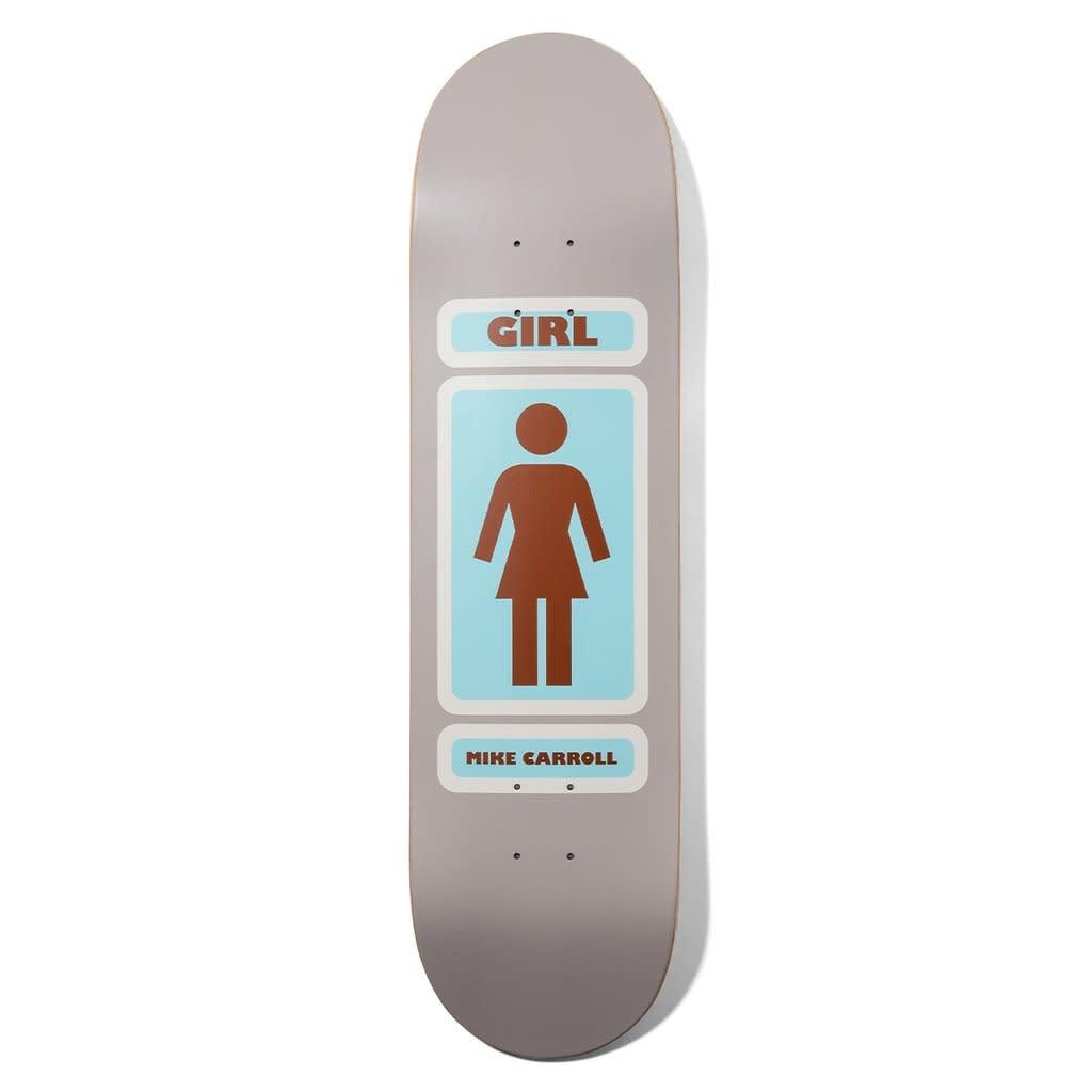 """Girl Skateboard Company Carroll 93 Til 8.37"""""""