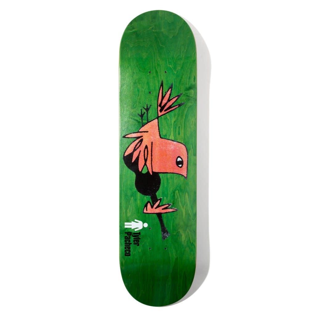 """Girl Skateboard Company Pacheco Vinyl One Off 8.12"""""""