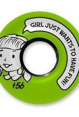 Girl Skateboard Company Girl Funnies Cruiser 56mm