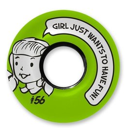 Girl Skateboard Company Girl Funnies Cruiser 56mm