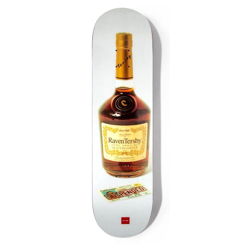 "Chocolate Skateboards Tershy One Off Henny 8.5"""