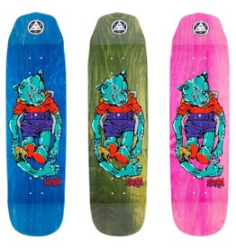 "Welcome Skateboards Teddy on Wicked Queen 8.6"" Various Stains"