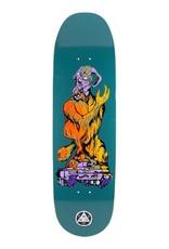 "Welcome Skateboards Warren Peace on Baculus 2.0 9.0"" Dusty Teal"