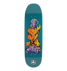 "Welcome Skateboards Warren Peace on Baculus 2.0 9.0"" Dusty Teal"