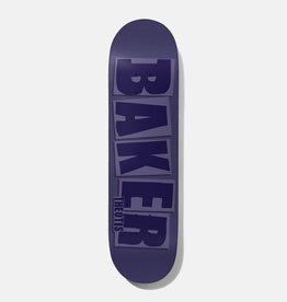 """Baker Skateboards TB Brand Name Plum 7.875"""""""