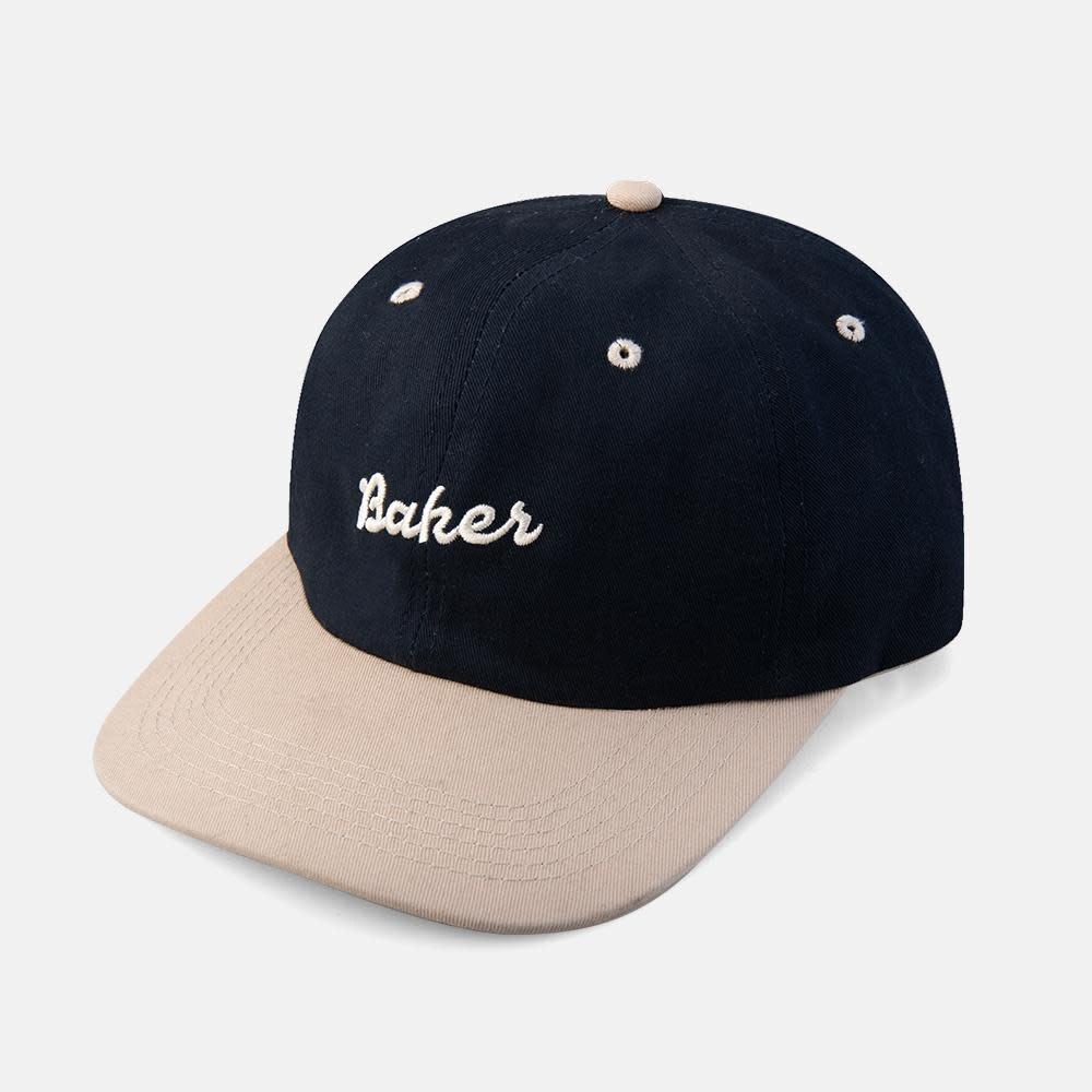 Baker Skateboards Colfax Blue/Tan Snapback