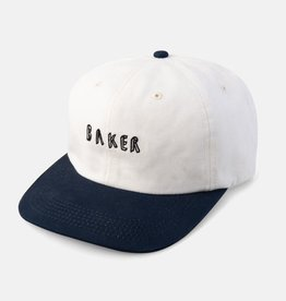 Baker Skateboards Sloane White/Blue Snapback