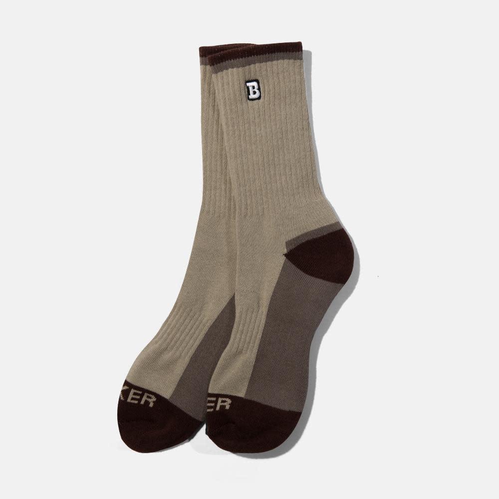 Baker Skateboards Capital B Concrete Sock