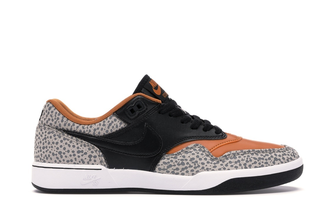 Nike USA, Inc. Nike SB GTS Return PRM Safari Cobblestone/Black