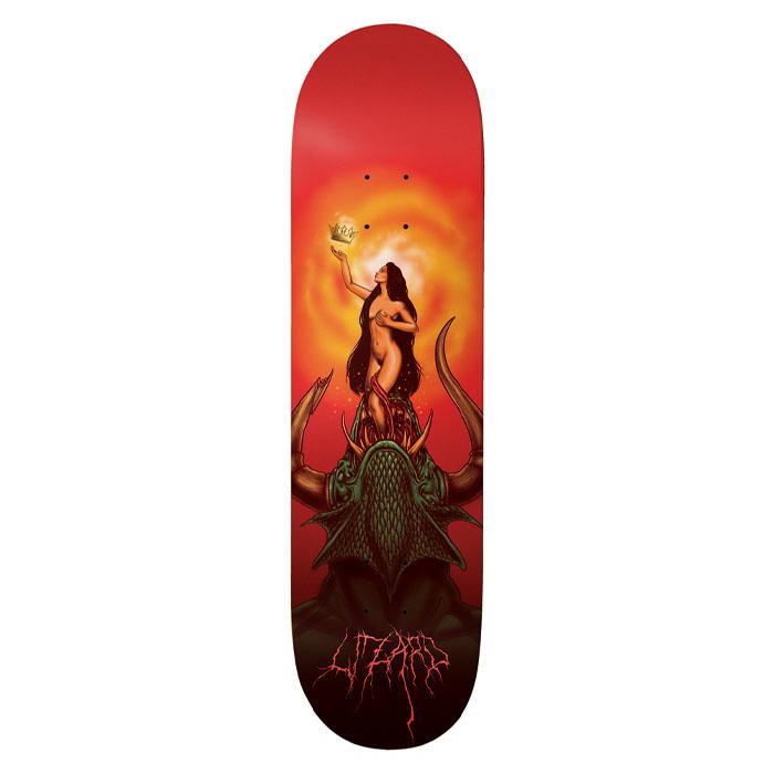 "Deathwish Skateboards LK Lizard The God 8.25"""