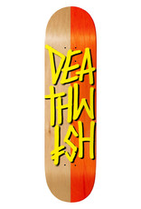 Deathwish Skateboards Deathstack Split Red 7.75""
