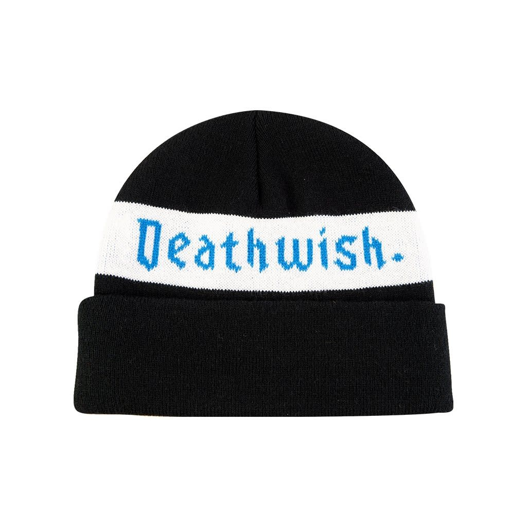 Deathwish Skateboards Kingsley Black Cuff Beanie
