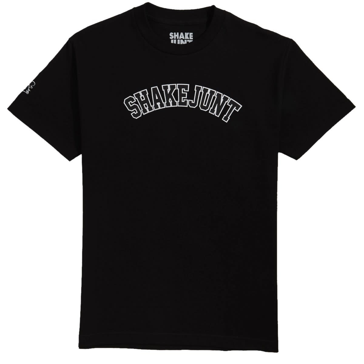 Shake Junt Hail Mary Black Tee