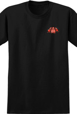 Anti Hero Antihero Curb City Black/Red Tee