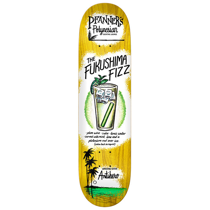 Anti Hero Pfanner Drink Specials 8.06