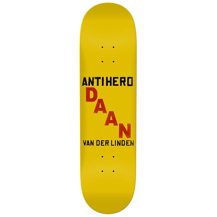 Anti Hero Daan Pot Shop 8.38