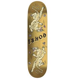 Real Skateboards Ishod Catscratch Gold 8.25