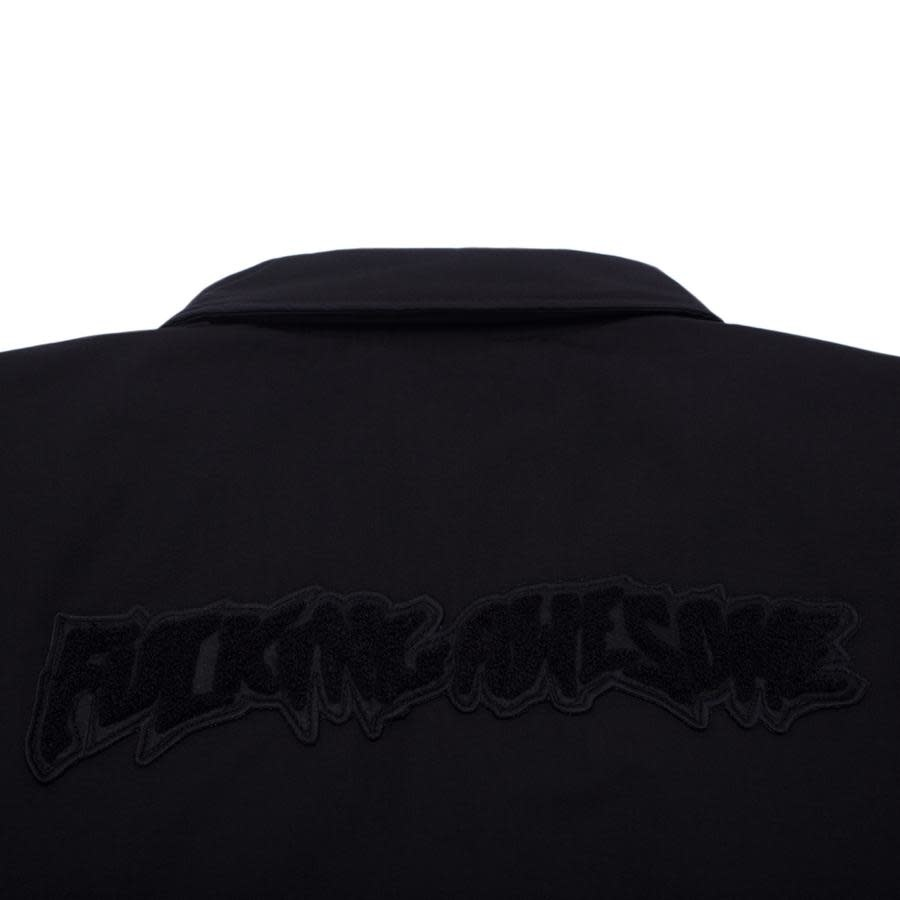 Fucking Awesome Stamp Coaches Jacket Black