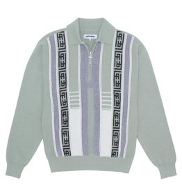Fucking Awesome Polo Sweater Teal