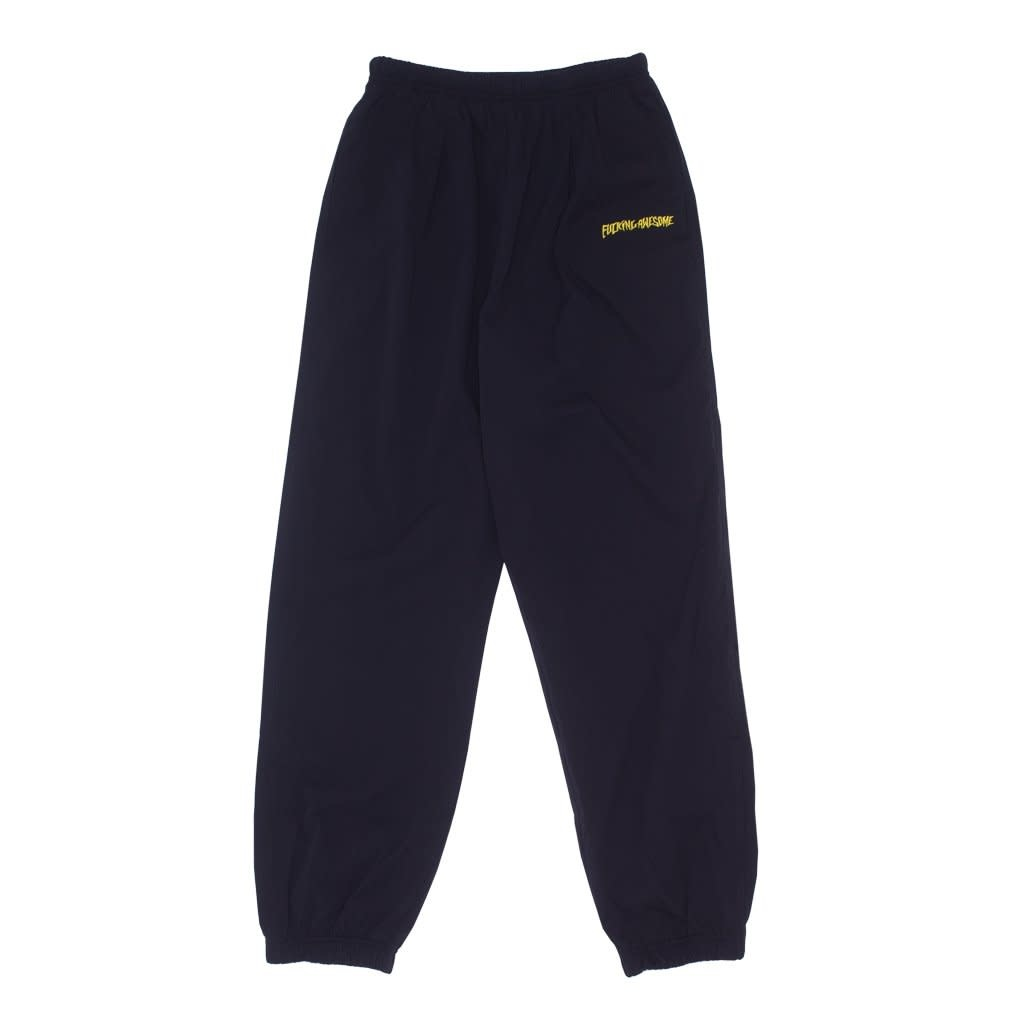 Fucking Awesome Track Pant Black