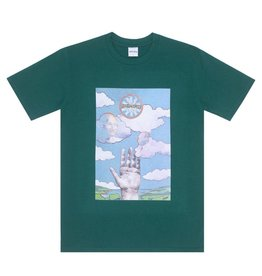 Fucking Awesome Love Force Tee Green