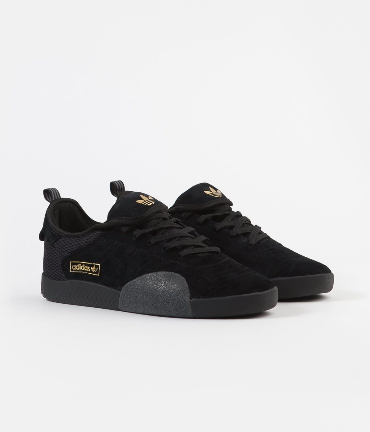 Adidas 3ST.003 Black/White/Gold