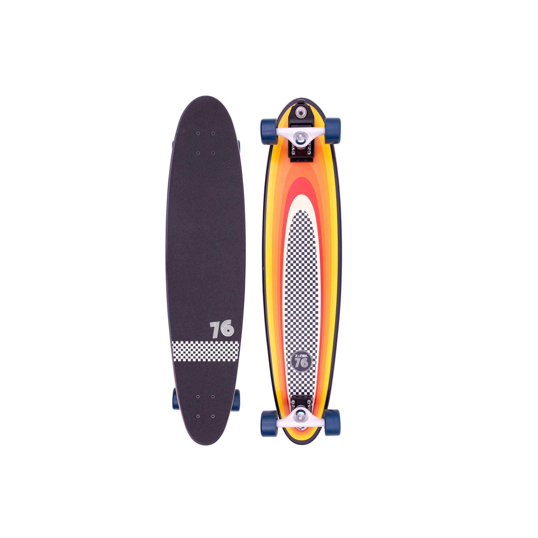"Z Flex Surf-a-Gogo Surfskate Roll Log 37"""