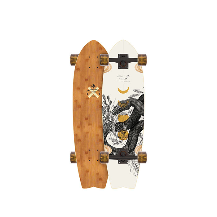 """Arbor Sizzler 32"""" Bamboo 20 Complete"""