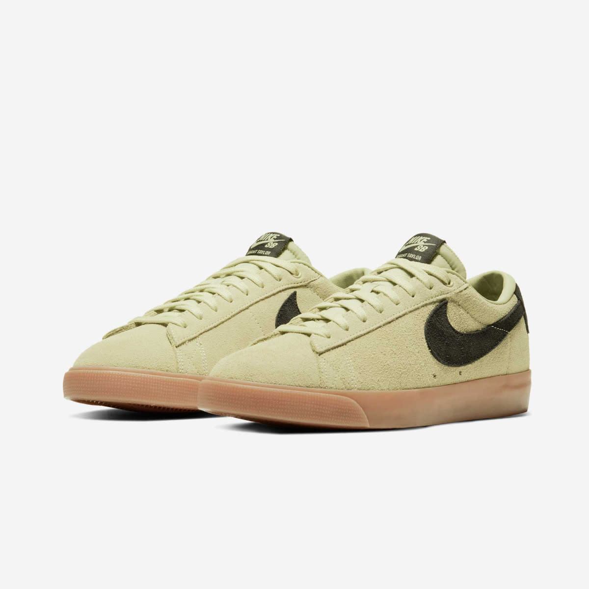Nike USA, Inc. Nike SB Zoom Blazer Low GT Olive Aura/Black