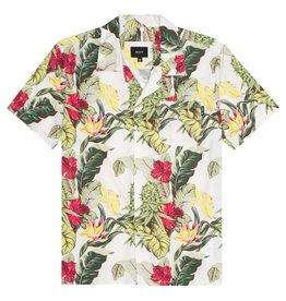 HUF Paraiso Resorts Woven Natural