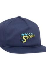 HUF Stoops Snapback Navy Blazer