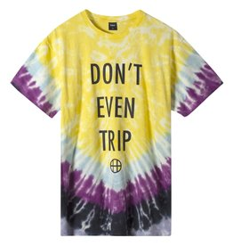 HUF Dont Even Trip Yellow