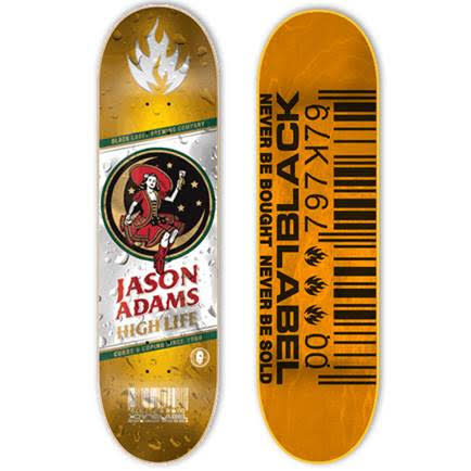 Black Label Jason Adams High Life 8.75