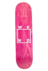 "WKND Logo Assorted Veneer 8.25"""